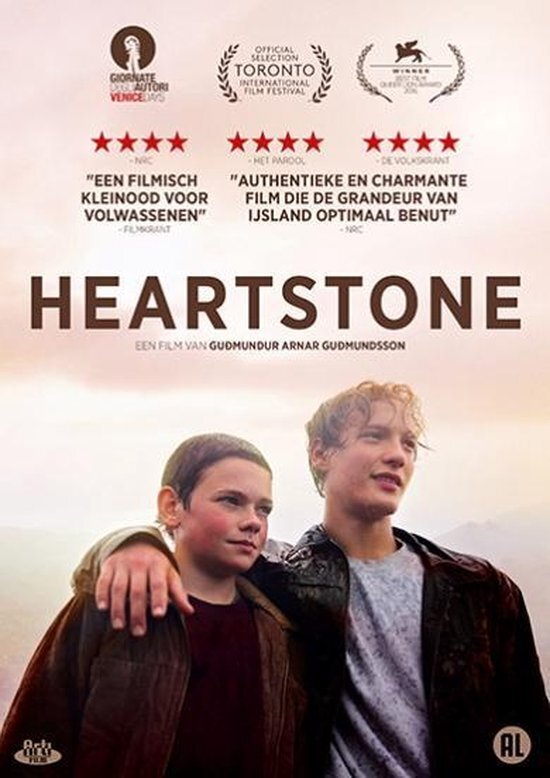 movie cover - Heartstone