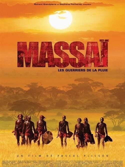 movie cover - Masai