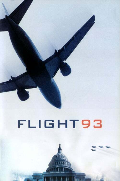 movie cover - Flight 93