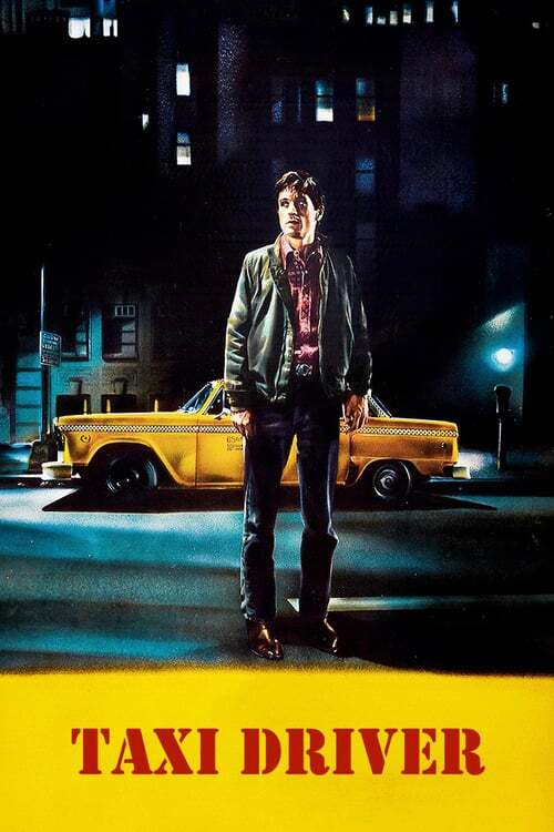 movie cover - Taxi Driver