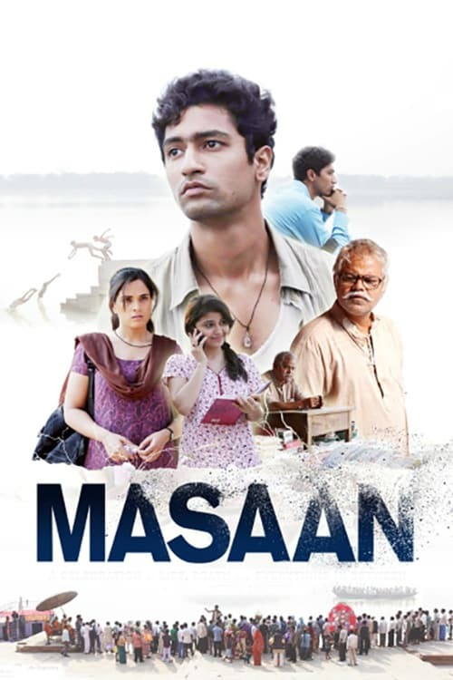 movie cover - Masaan