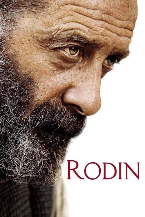 movie cover - Rodin