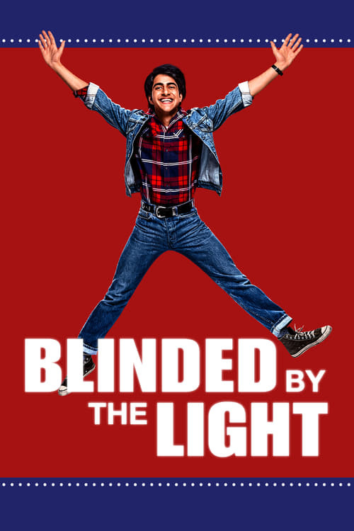 movie cover - Blinded By The Light