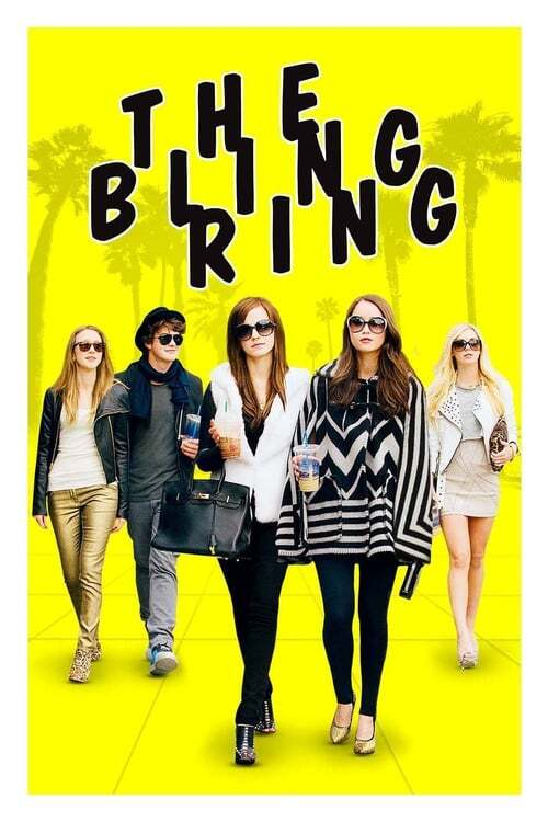 movie cover - The Bling Ring