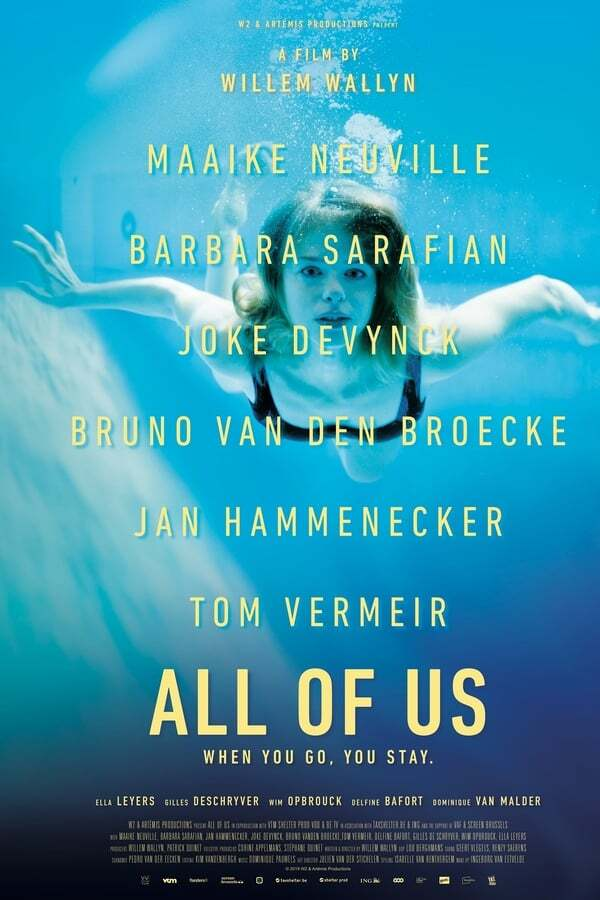 movie cover - All of Us