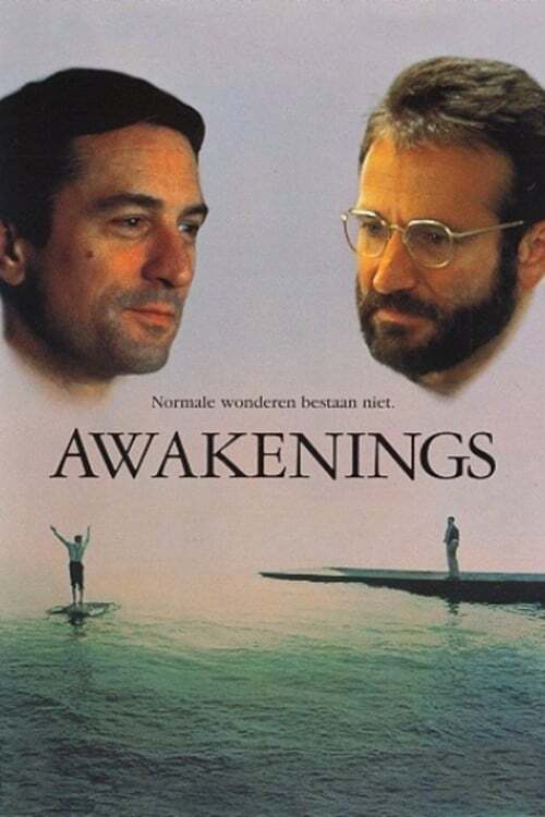 movie cover - Awakenings