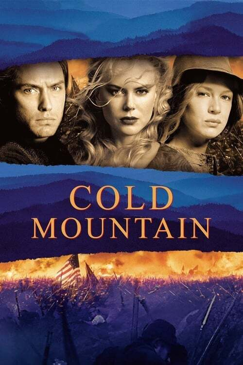 movie cover - Cold Mountain