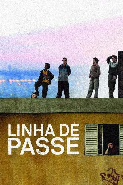 movie cover - Linha De Passe