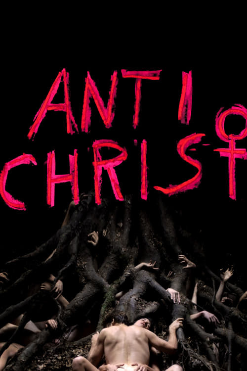 movie cover - Antichrist