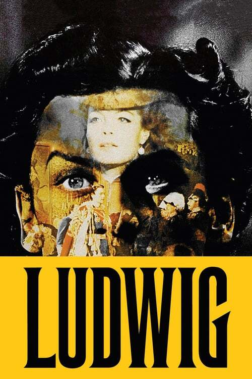 movie cover - Ludwig