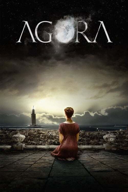 movie cover - Agora