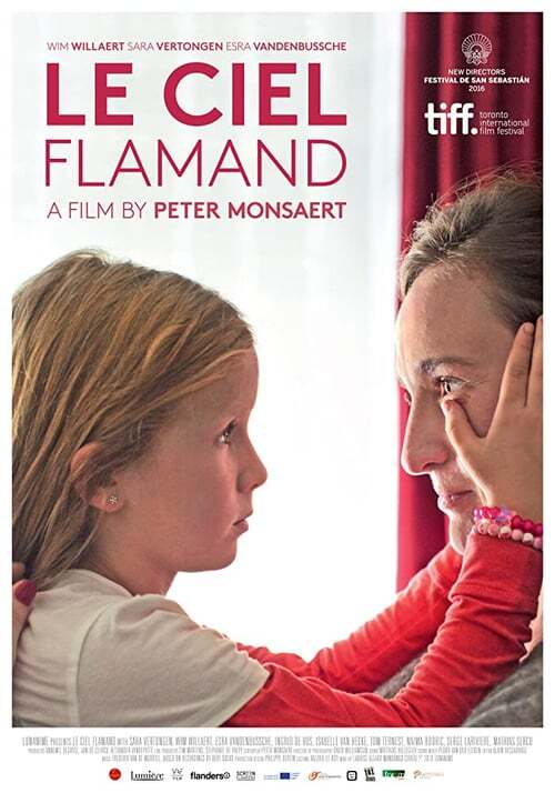movie cover - Le Ciel Flamand