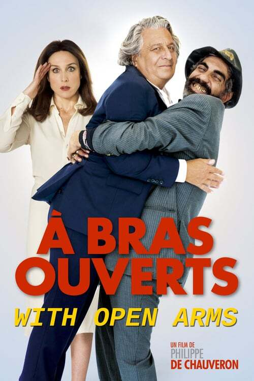 movie cover - A Bras Ouverts