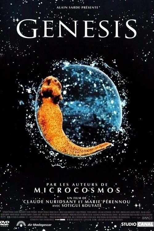 movie cover - Genesis