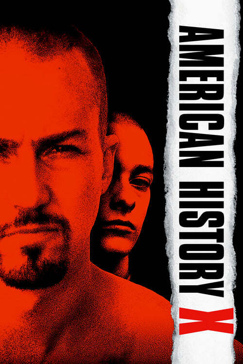 movie cover - American History X