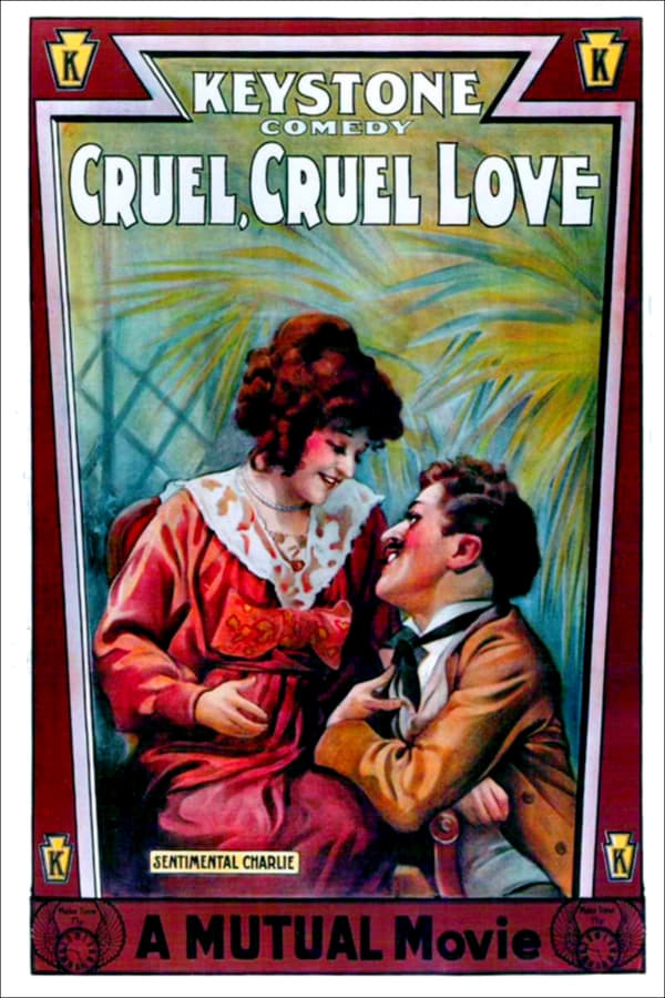 movie cover - Cruel, Cruel Love