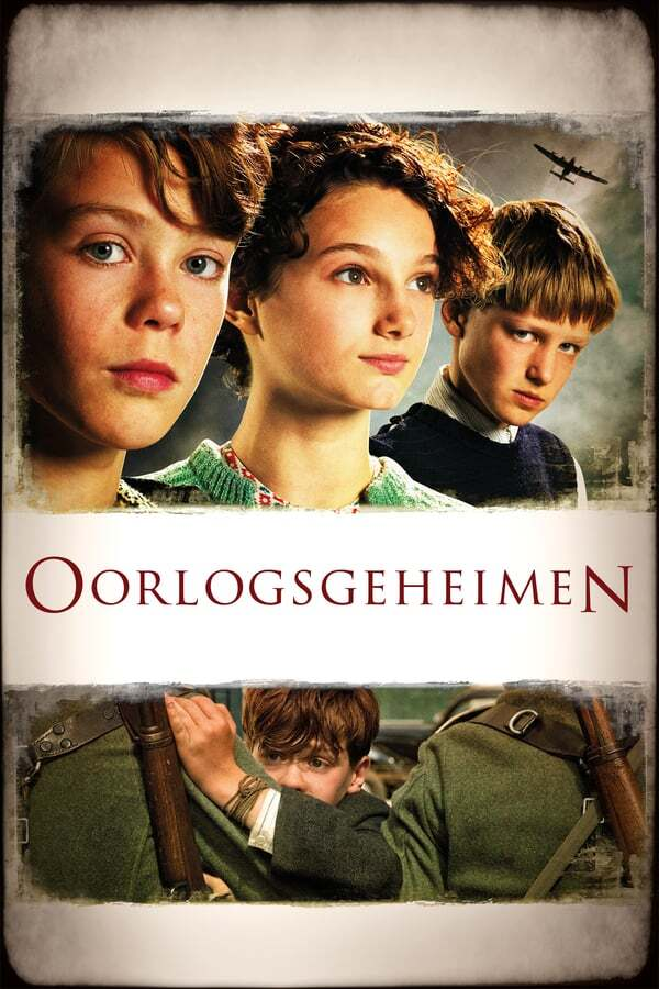 movie cover - Oorlogsgeheimen