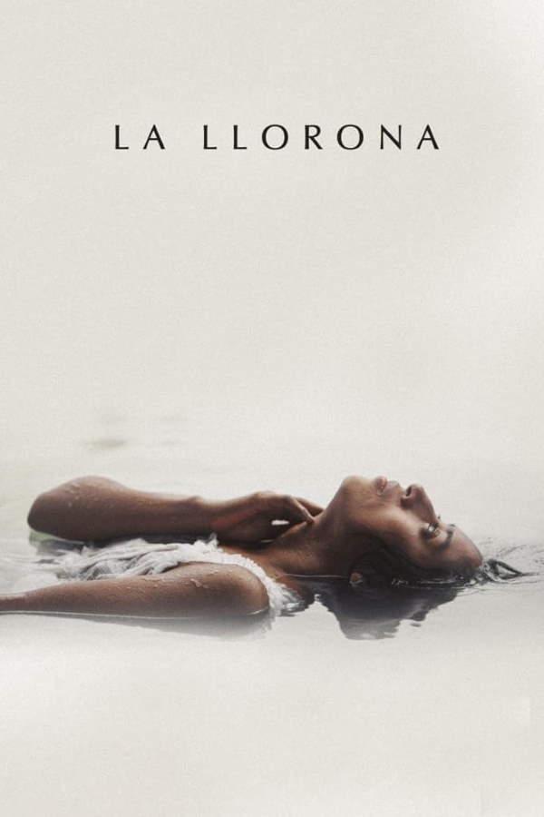 movie cover - La Llorona