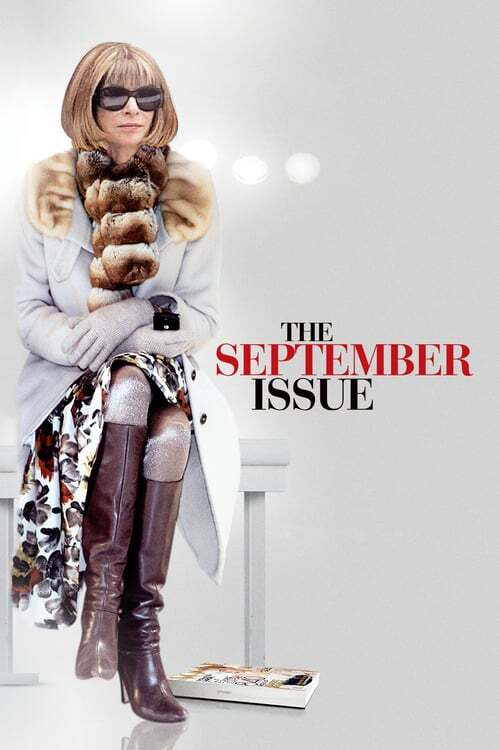 movie cover - The September Issue