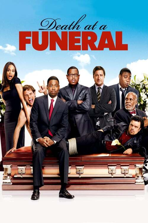 movie cover - Death At A Funeral