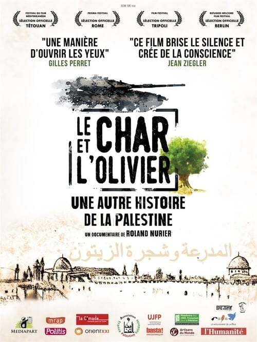movie cover - Le Char et l