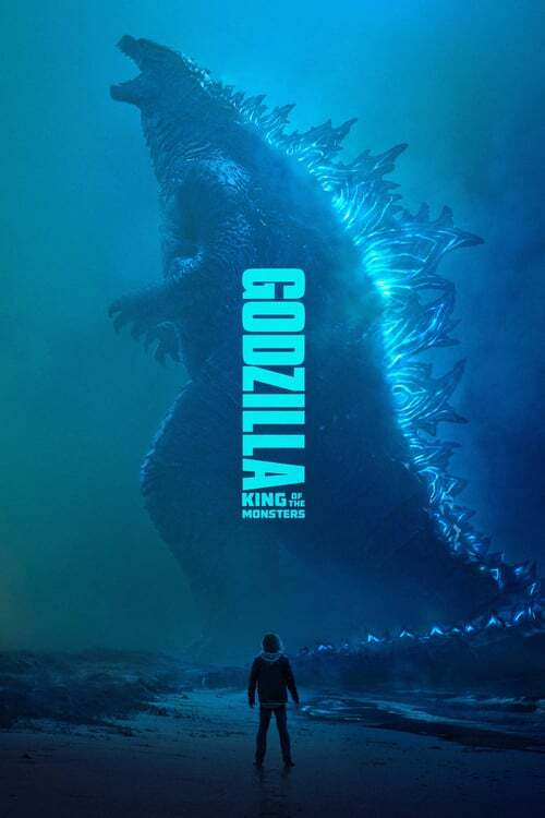 movie cover - Godzilla: King Of The Monsters