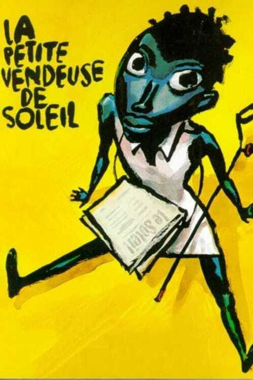 movie cover - La Petite Vendeuse de Soleil