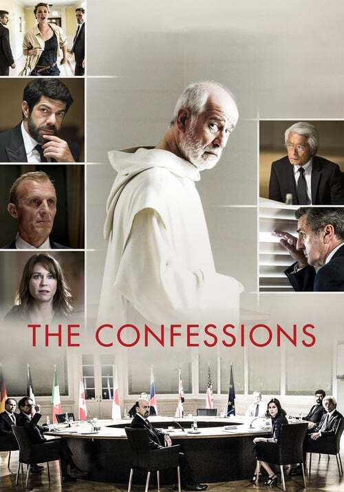 movie cover - Le Confessioni