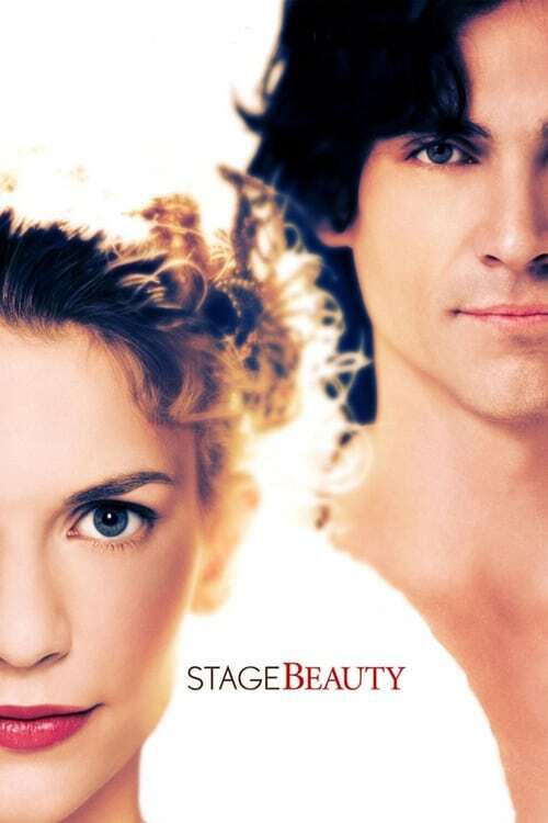 movie cover - Stage Beauty