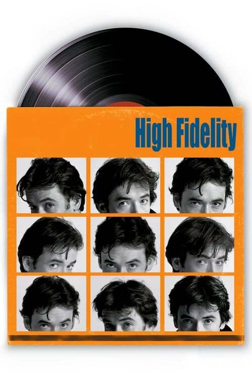 movie cover - High Fidelity