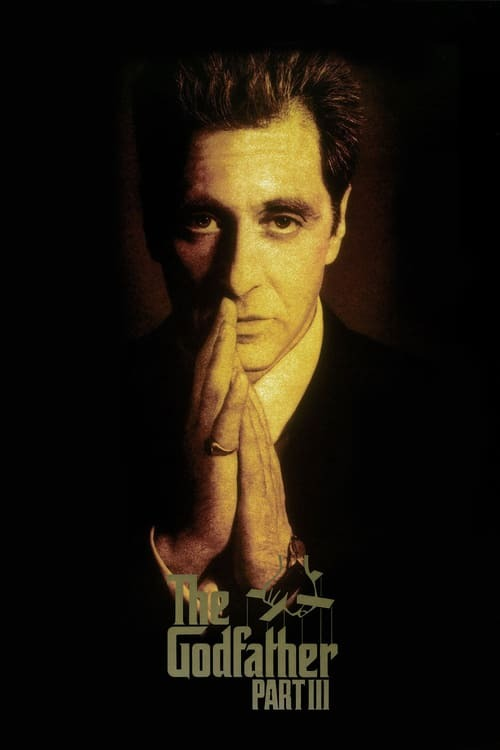 movie cover - The Godfather: Part III