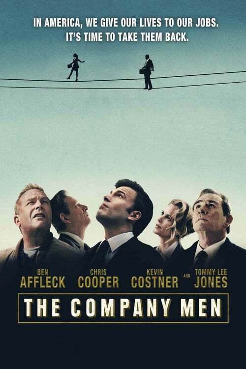 movie cover - The Company Men