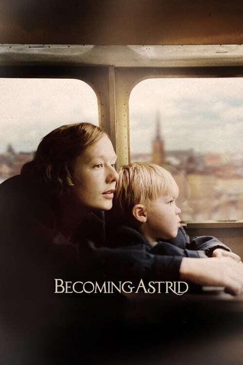 movie cover - Becoming Astrid