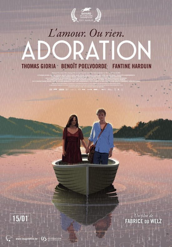 movie cover - Adoration