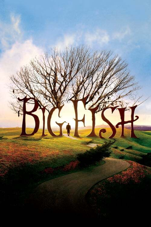 movie cover - Big Fish