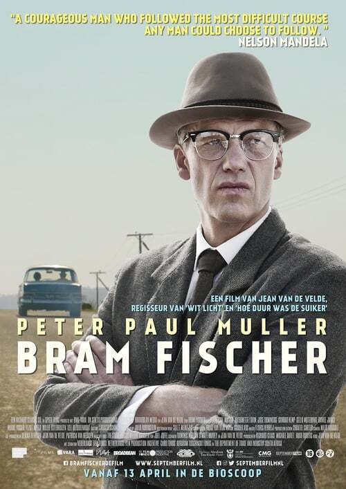 movie cover - Bram Fischer