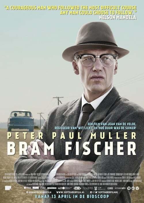 movie cover - Bram Fischer