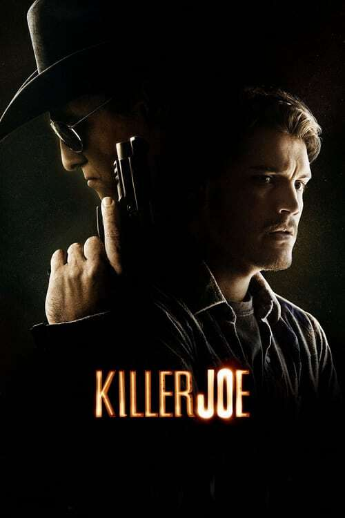 movie cover - Killer Joe