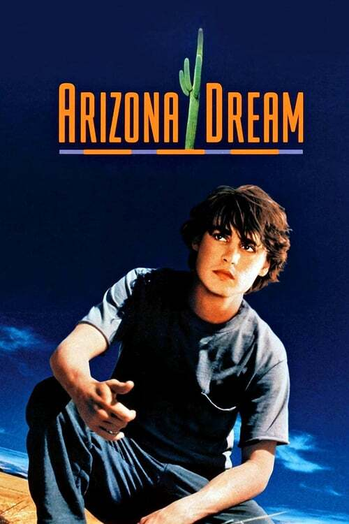 movie cover - Arizona Dream