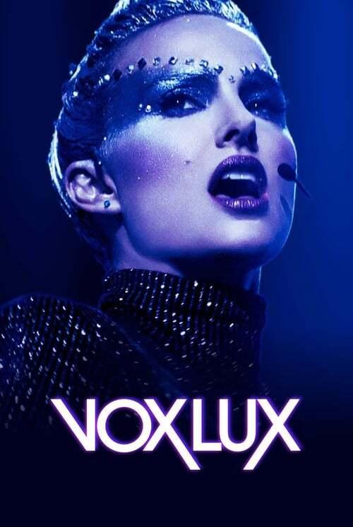 movie cover - Vox Lux