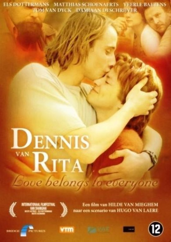 movie cover - Dennis van Rita