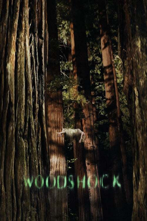 movie cover - Woodshock