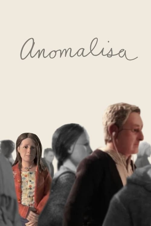 movie cover - Anomalisa