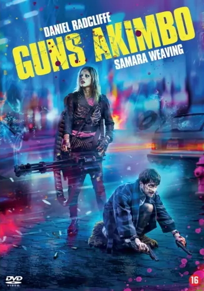 movie cover - Guns Akimbo