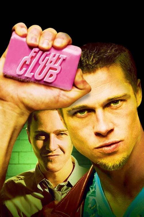 movie cover - Fight Club