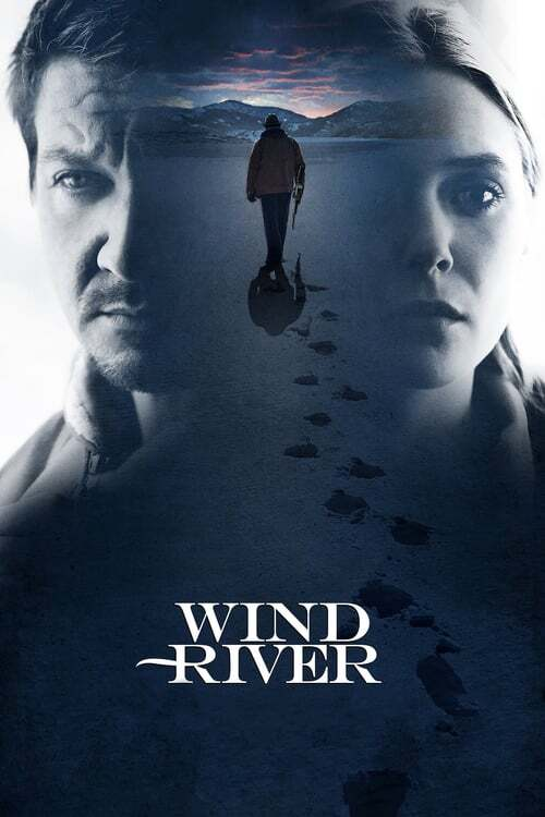 movie cover - Wind River