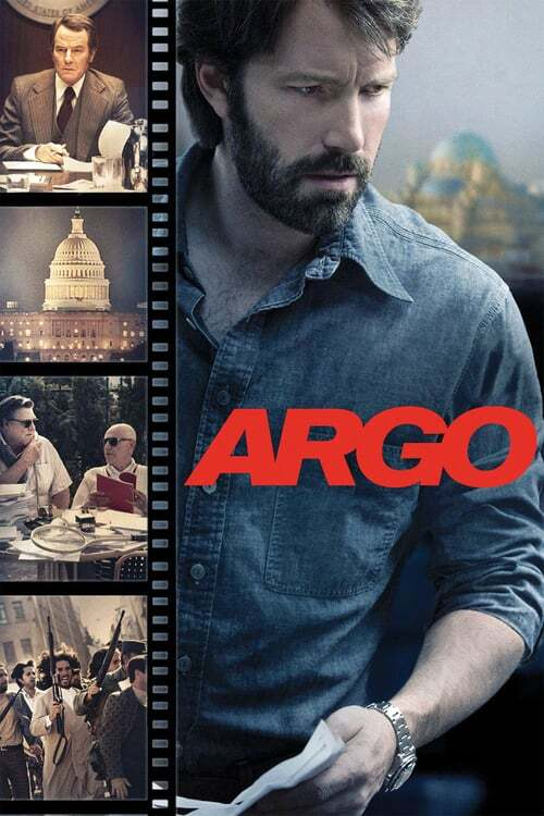 movie cover - Argo