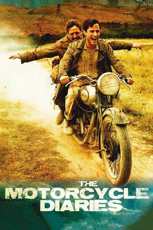 movie cover - The Motorcycle Diaries