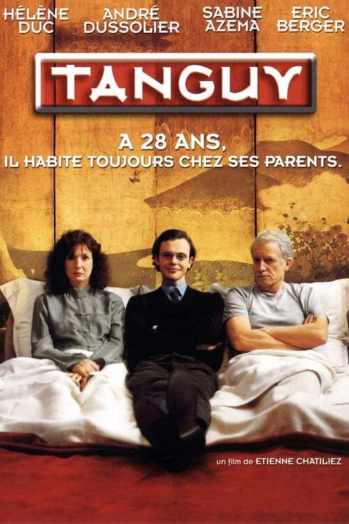 movie cover - Tanguy