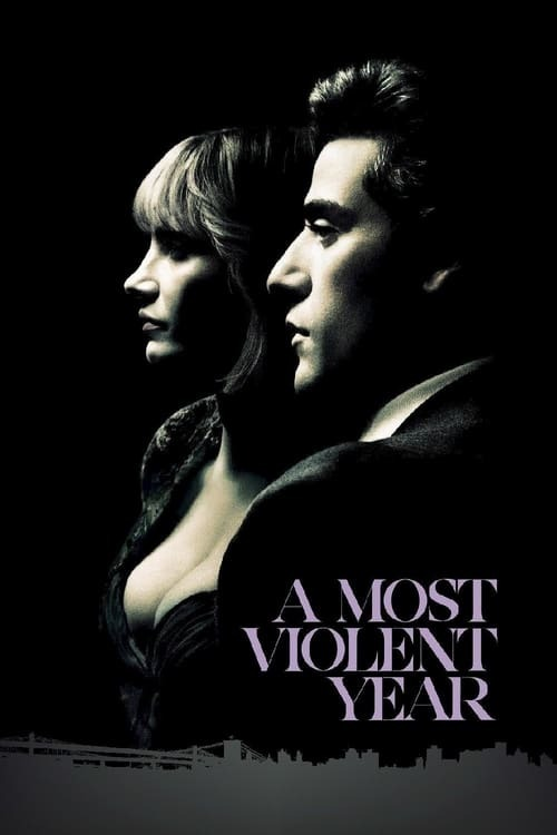 movie cover - A Most Violent Year